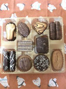 クラシッククッキーアソートメント10種 中身
